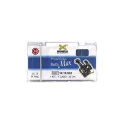 10.15.902 Kit de Braquetes Roth Max 9 Ang c/ Gancho Slot 0.18 1 Caso Morelli