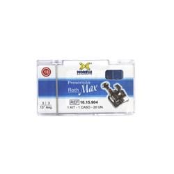 10.15.904 Kit de Braquetes Roth Max 13 Ang c/ Gancho Slot 0.18 1 Caso Morelli
