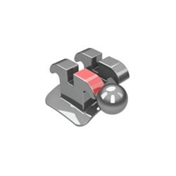 10.25.126 Bráquete Ricketts Actual Especial 2 Pre S/E c/ Gancho Slot 0.18 Morelli