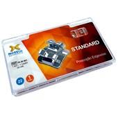 10.30.901 Kit de Braquetes Edgewise Standard Slot 0.22 1 Caso Morelli