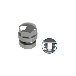 35.05.011 Gurin Ortodontico c/  Slot Retangular Aberto Morelli