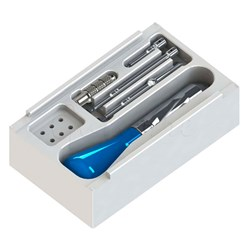 37.20.001 Kit de Ferramentas Para Miniparafuso Ortodontico Morelli
