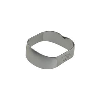 40.01.285 Banda Ortodontica Universal - 1 e 2 Molares I/De 28,5mm c/ 10 Morelli