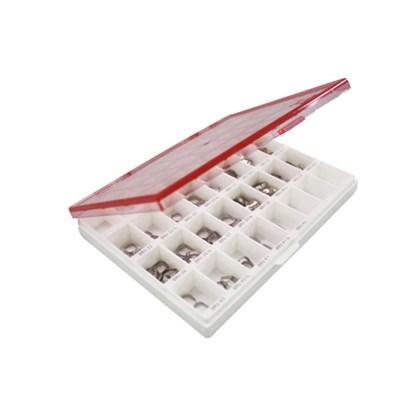 40.02.900 Kit de Bandas Ortodontica Universal - 1 e 2 Molares S/De Morelli