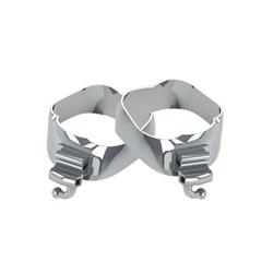 47.10.024 Banda Ortodontica Inf 40,5 Lr/Ll c/  Tubo 20.10.221/222 Morelli