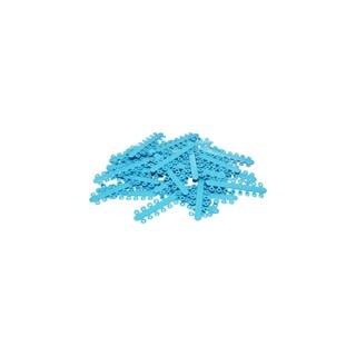 60.04.201 Elastico Separador Modular Azul 5/32(4.0mm) Morelli