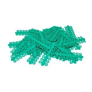 60.04.401 Elastico Separador Modular Verde 3/16(4.8mm) Morelli
