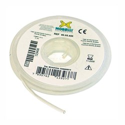 60.05.400 Tubo de Protecao Plastico Cristal 0.75mm Morelli