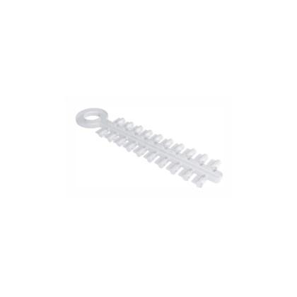 60.07.100 Elastico Ortodontico Rotator Cristal c/ 100 Morelli