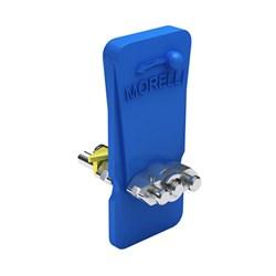 65.05.151 Expansor Unilarteral Azul Abertura 6,5mm c/ 1 Morelli
