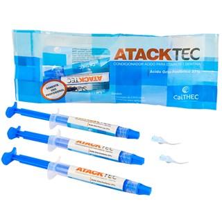 Ácido Fosfórico 37% Atacktec c/3 Seringas - Caithec