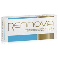 Ácido Hialuronico Skin Lido c/1 Seringa 1,25ML - Rennova<br /> <br />