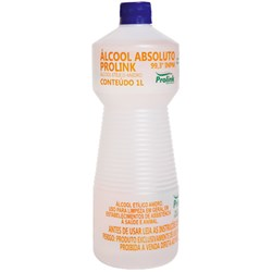 Álcool Absoluto 1L - Prolink