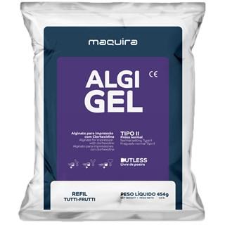 Alginato Algi-Gel Tipo Ii Tutti-Frutti 454g Maquira