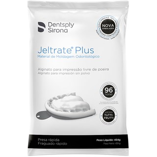 Alginato Jeltrate Plus Tipo I 454g Dentsply