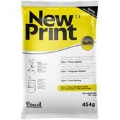 Alginato New Print Tipo I 454g Dencril