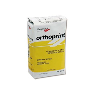 Alginato Orthoprint 500g Zhermack