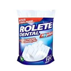 Algodao Rolete c/ 100 Ss Plus