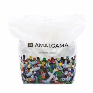 Amalgama Gs 80 1p Regular c/ 500 Cap Sdi