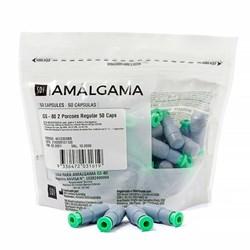 Amálgama gs-80 2P Regular c/ 50 Capsulas - SDI