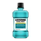 Antisseptico Bucal Listerine Cool Mint 250mL Johnson e Johnson