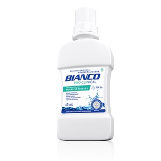 Antisséptico Bucal Pro Clinical sem Álcool 500ml - Bianco