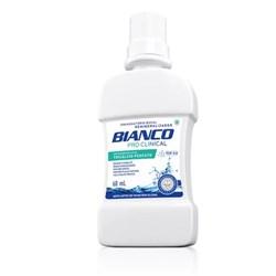 ANTISSEPTICO BUCAL PRO CLINICAL SEM ALCOOL 500ML BIANCO VAL JUN/ 2021