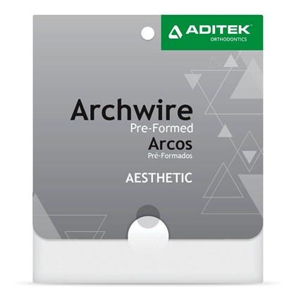Arco Aço Estético Natural c/ 1 - Aditek