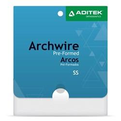 Arco Aço Natural c/ 10 - Aditek
