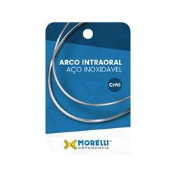 Arco CrNi Aço Inoxidável - Redondo