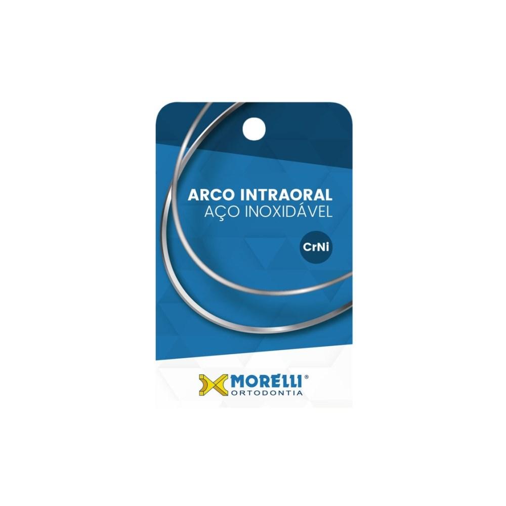Arco CrNi Aço Inoxidável - Retangular