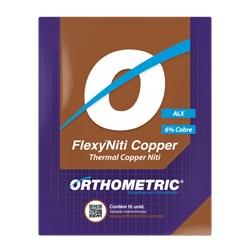 ARCO FLEXY NITI COPPER WIRE 0,012 UPPER ALX 51.47.2012 ORTHOMETRIC
