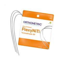ARCO FLEXY NITI THERMAL 35º ALX 18X25 SUP C/10 51.36.2518 ORTHOMETRIC