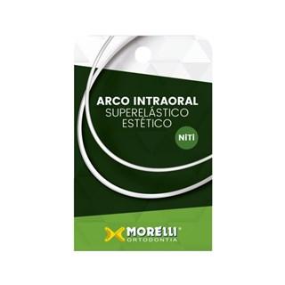 Arco NiTi Superelástico Estético - Redondo