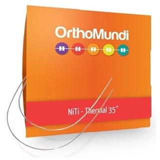 Arco NiTi Termoativado c/10 - Orthomundi