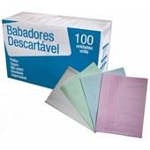 Babador Descartavel Kit c/  3 - 03 Brancos Bestcare