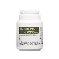 Bicarbonato de Sodio 200g Natural Biodinamica