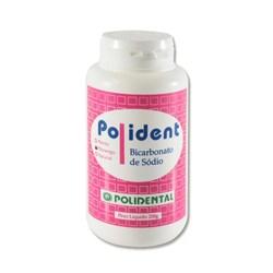 Bicarbonato de Sodio 250g Morango Polidental