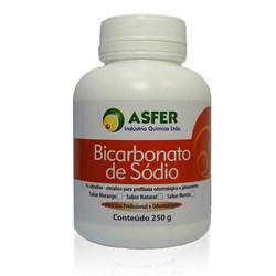 BICARBONATO DE SODIO 250GR ASFER