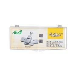 Bracket Agile Alexander c/ Gancho (2345) Slot 0.18 Kit 1 Caso - Abzil