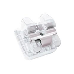 Bráquete Ceramico Autoligado Iceram SLB Roth c/ 1 - Orthometric