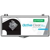 Braquete Cerâmico Autoligado Roth Active Clear+ 1 Caso 05.41.0390 - Aditek