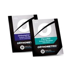Bráquete Cerâmico Iceram-S Roth 0.22 Kit Promocional Orthometric
