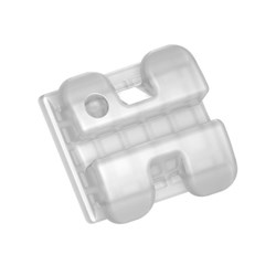BRAQUETE ICERAM MBT 0.22 LATERAL S/D (12) C/1 10.81.2112 ORTHOMETRIC