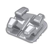 Bráquete Monobloco BioMax c/ Gancho Slot 0.22 Kit 10 Casos - Aditek