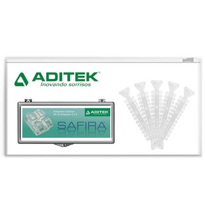 Bráquete Safira 0.22 Kit CIOSP 2019 - Aditek