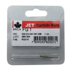 Broca Carbide FG 1 - Jet