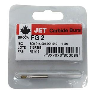 Broca Carbide FG 2 - Jet