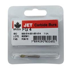 Broca Carbide FG 4 - Jet