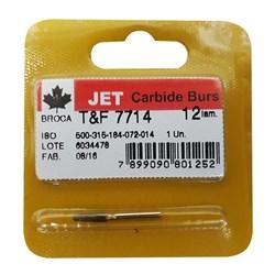 Broca Carbide TF 7714 12 Lâminas - Jet